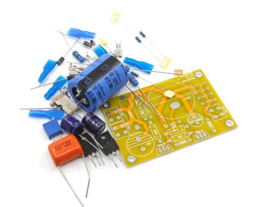 High Voltage 400V Series Connection Regulator Power Supply Filter Baord DIY Kit