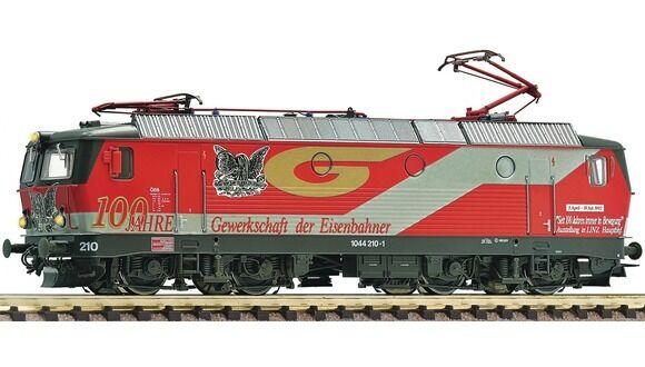 Fleischmann 736674 elektrolokomotive 1044 210-1  gewerkschaftslok  ÖBB Spur N