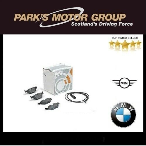 Genuine BMW Front Brake Pad /& Sensor 3 Series E46 325i 330d 330i 34112157573