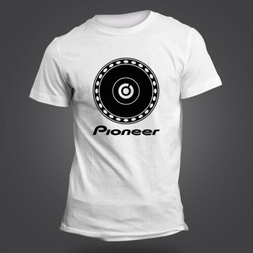 CLUBBING RAVING 8 COLOURS DJ STUDIO PIONEER CDJ JOG T-SHIRT