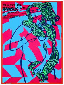 BAjo-el-signo-de-virgo-wall-Decoration-Poster-Graphic-Art-interior-design-3759