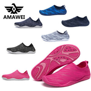Water Shoes Women Breathable Quick Dry Beach Swimming Barefoot Aqua Skin Socks