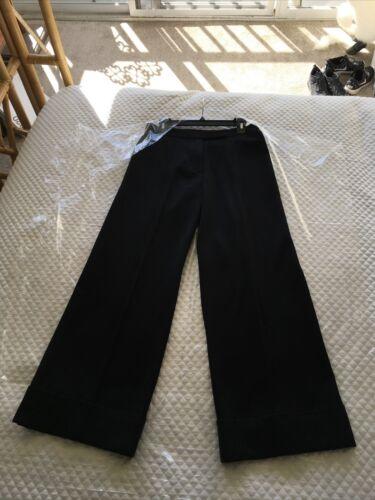 Ann Demeulemeester 40 Wide Leg Pants