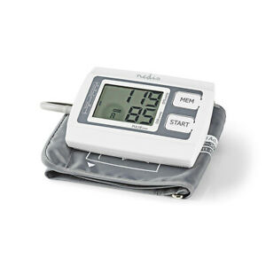 Tensiometre-de-Bras-Automatique-Grand-Ecran-LCD-2-x-60-Stockage-de-Memoire
