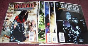 Wildcats-Nemesis-1-9-F-VF-complete-series-wildstorm-comics