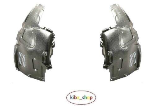 BMW 5 F10//F11 2010-2013 FRONT FENDER INNER SPLASH SHIELDS LEFT RIGHT