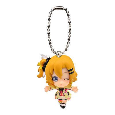 Love Live School Idol Project Swing PVC Keychain SD Figure~ Kousaka Honoka @2887