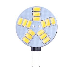 2X-G4-4W-15-LED-5630-SMD-Bianco-caldo-Luce-CC-CA-12V-B7C5
