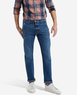 Mens Wrangler Spencer slim stretch fit jeans /'Grey sun/' FACTORY SECONDS WA19