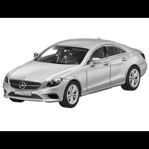 Mercedes-Benz-Modellauto-1-43-PKW-CLS-C218-iridiumsilber-B66961935