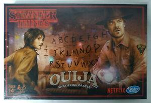 Netflix Stranger Things Ouija Mystifying Oracle Board Game Hasbro 2017 Halloween