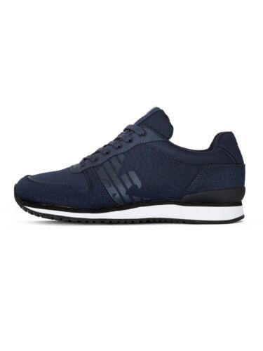 Sneaker Emporio Sneaker Armani Armani Emporio Navy Emporio Navy bI6vfgyY7