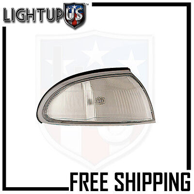 Fits 1998-02 CHEVROLET GEO PRIZM Signal Light Lamp Passenger Right Only