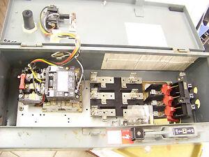 Square-D-Combination-Motor-Starter-Size-0-30-amp