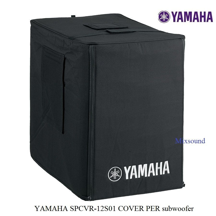 YAMAHA SPCVR - 12S01 Cover copertura per SUB DXS12 Subwoofer