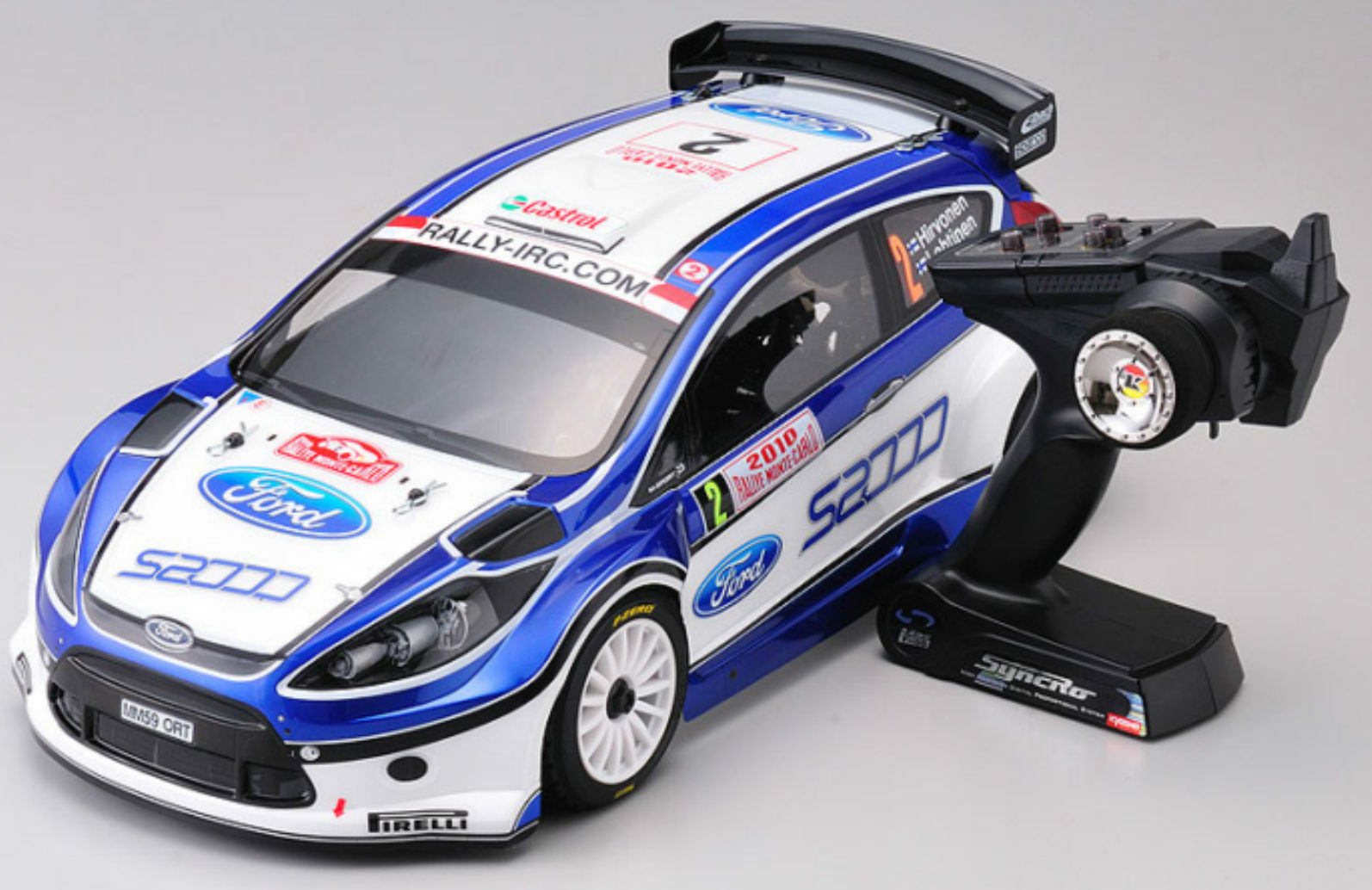 Kyosho 30881RS Drx Ve Ford Fiesta S2000 4WD Rtr  KT200