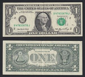 1 Dollar United States 2006 Spl / Xf B-09