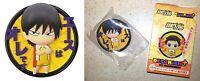 Deco Rich Yowamushi Pedal Grande Road Shunsuke Imaizumi Badge Movic TMS Licensed