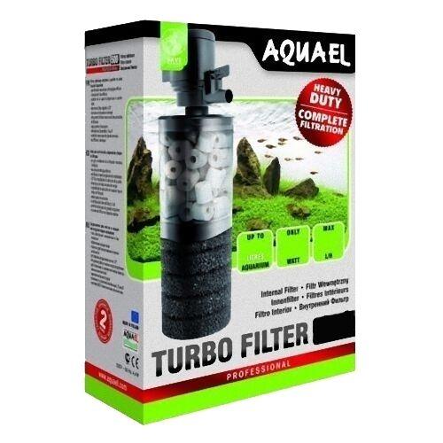 Aquael Internal Turbo Filter 500 1000 1500 2000 Aquarium Fish Tank Tropical
