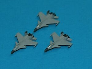 1: 1250 3 Chinois Shenyang J-15 Flying Shark-afficher Le Titre D'origine Usines Et Mines