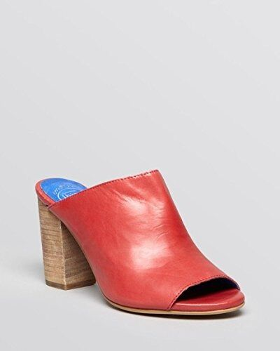 Jeffrey Campbell Druid Clogs Red 7.5 M