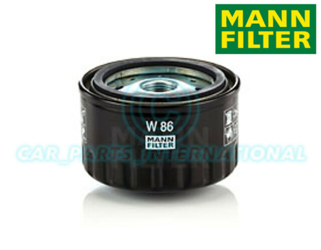 Mann Hummel OE Quality Replacement Engine Oil Filter W 86