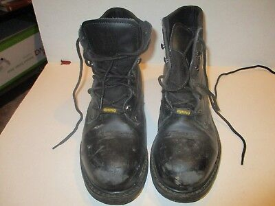 Black Rhino 65S01 Steel Toe Safety Work Boot