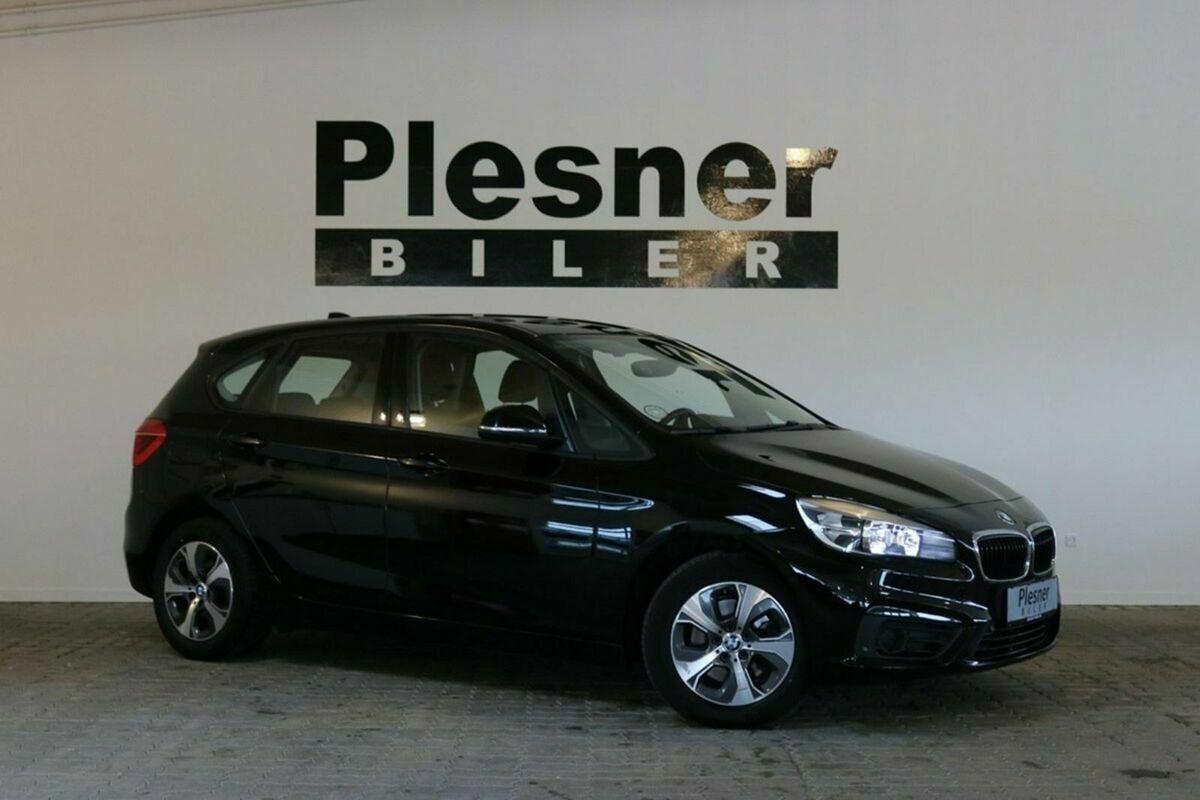 BMW 218i 1,5 Active Tourer Advantage aut. 5d