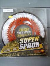 KTM SX 85 Rear Sprocket 50 Tooth Motocross NEW Orange Alloy 898-50