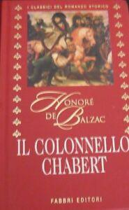 Il-Colonnello-Chabert-Honore-039-De-Balzac-Fabbri-2001