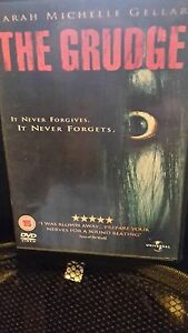 The Grudge DVD  Sarah Michelle Gellar - <span itemprop=availableAtOrFrom>Morden, Surrey, United Kingdom</span> - The Grudge DVD  Sarah Michelle Gellar - Morden, Surrey, United Kingdom
