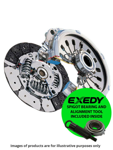 Exedy Standard OEM Replacement Clutch Kit FOR MAZDA 323 ASTINA BJ (MZK-7126)