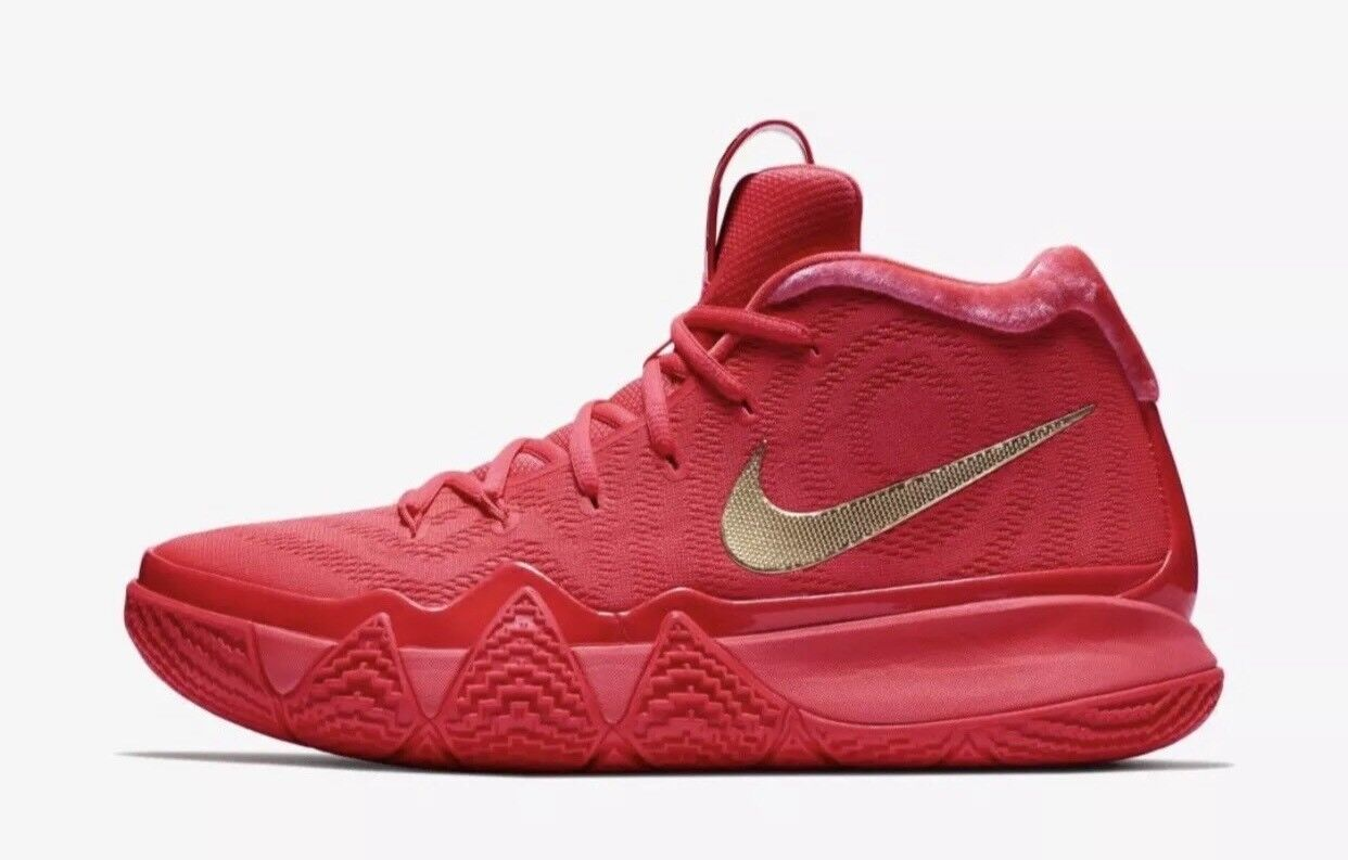 Nike Kyrie 4 Red Carpet Uncle Drew sz10 Confirmed SNKRS