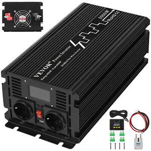 Convertisseur-3000W-6000W-Onde-Sinusoidale-Modifie-Onduleur-Telecommande-230V