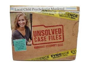 Unsolved Case Files Game HARMONY ASHCROFT Used   eBay