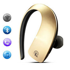 Noise Cancelling Wireless Bluetooth Stereo Headset Earphone For iPhone 6 Plus US