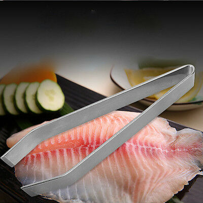 Kitchen Cooking Gadgets Stainless Steel Clip Pig Defeatherer Hair Remover Pliers