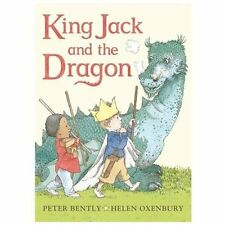 King Jack and the Dragon Board Book - VeryGood - Bently, Peter - Board book