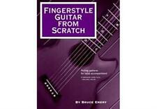 Skeptical Guitarist Fingerstyle Guitar From Scratch Book