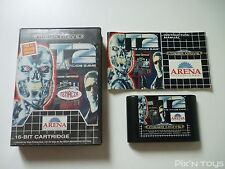 SEGA MEGADRIVE / Terminator T2 The Arcade Game [ Version PAL ]
