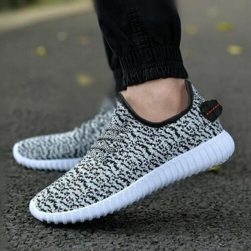 2017 New Men Summer Mesh Shoes Loafers lac-up Water shoes Walking lightweight Co