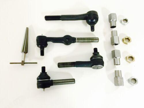 Dana 60 Dana 44 7//8 18 1 Ton Tie Rod Kit 2026//27//2233//34 With H/'WARE AND REAMER