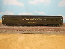 HO RIVAROSSIE PULLMAN HEAVYWEIGHT COACH MANHATTAN W/INTERIOR & LIGHTING