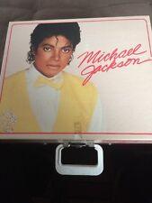 Vintage Michael Jackson Record Player