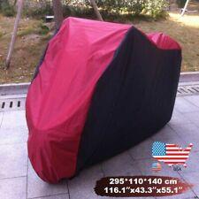 XXXL Motorcycle Cover Protector For Suzuki Boulevard Intruder Volusia Touring