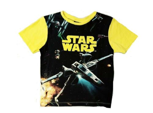 Boys Star Wars T Shirt Size 3 4 5 6 7 8 9 10 Years Summer Beach Holiday Casual
