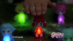 Night Light Glimmies Foxanne Light up Fairy Figure Single Blister Pack