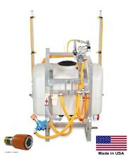 Sprayer 3 Pt Hitch Mounted Pto Drive 100 Gallon Tank 12 Gpm 12 Ft Boom