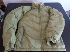 verte 85 Livraison la petite gratuite de veste femmes Hardwear Mountain des veste hiver taille pPqwzU