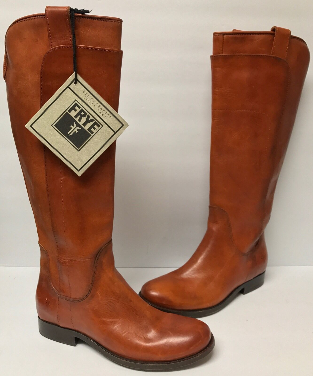 FRYE 'Melissa' Riding Boot Size 5.5 B